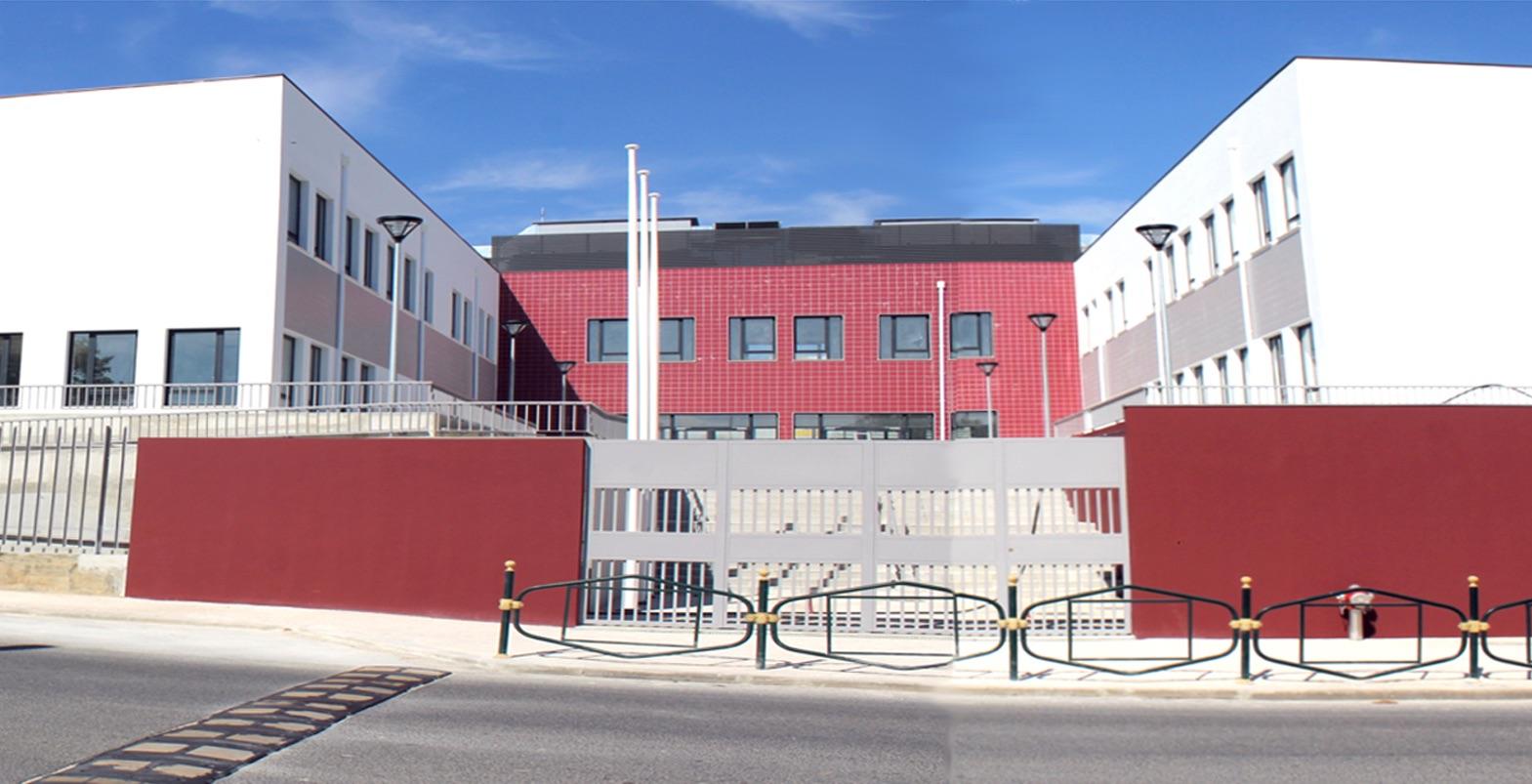 Agrupamento de Escolas Gil Paes – Sede: Escola Secundária